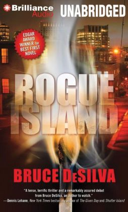 Rogue Island (Liam Mulligan Series #1)
