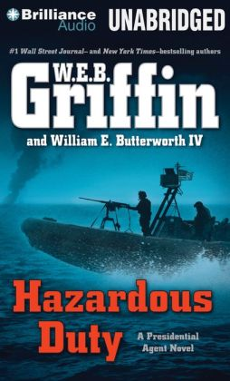 Hazardous Duty (Presidential Agent Series #8)