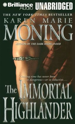 The Immortal Highlander (Highlander Series #6)