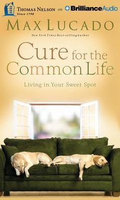 Cure for the Common Life: Living in Your Sweet Spot