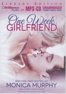 One Week Girlfriend (One Week Girlfriend Series #1)