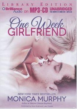 One Week Girlfriend (One Week Girlfriend Series #1)