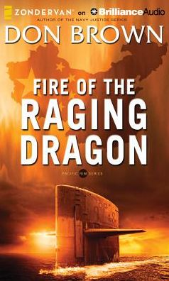 Fire of the Raging Dragon (Pacific Rim Series #2)