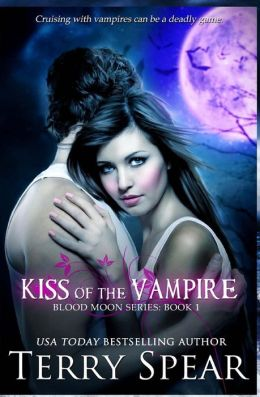 Kiss of the Vampire: Blood Moon Series
