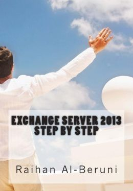 Exchange Server 2013 Step by Step