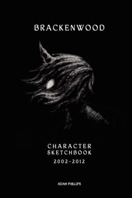 The Brackenwood Character Sketchbook