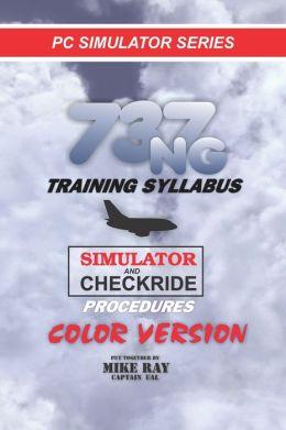 737NG Training Syllabus: for Flight Simulation
