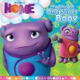 Book Cover Image. Title: The Story of One Super Boov:  with audio recording, Author: Ellie O'Ryan