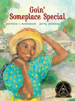 Goin' Someplace Special: with audio recording