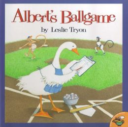 Albert's Ballgame: with audio recording