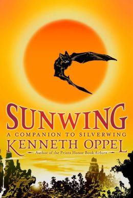 Sunwing (Silverwing Series #2)