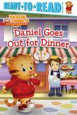 Book Cover Image. Title: Daniel Goes Out for Dinner, Author: Maggie Testa
