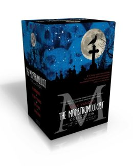 The Monstrumologist Collection: The Monstrumologist; The Curse of the Wendigo; The Isle of Blood; The Final Descent