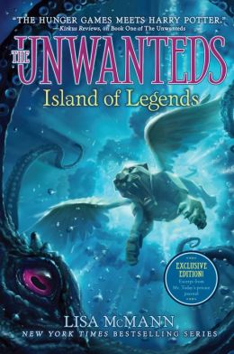 Island of Legends (Signed Book)