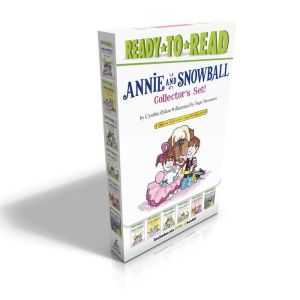 Annie and Snowball Collector's Set: Annie and Snowball and the Dress-Up Birthday; Annie and Snowball and the Prettiest House; Annie and Snowball and the Teacup Club; Annie and Snowball and the Pink Surprise; Annie and Snowball and the Cozy Nest; Annie and