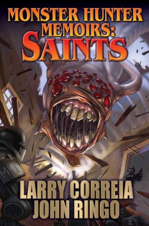 Book Monster Hunter Memoirs: Saints