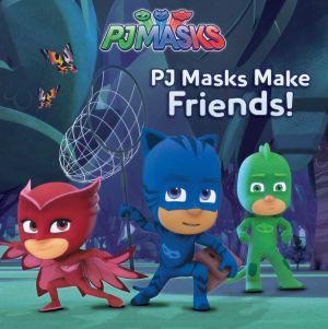 PJ Masks Make Friends!