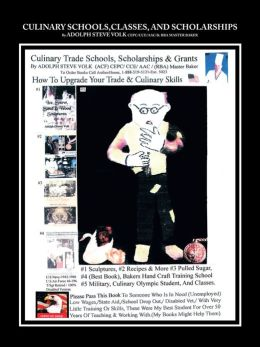 Culinary Schools,Classes, And Scholarships