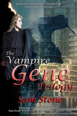 The Vampire Gene Trilogy: The first three books in the series