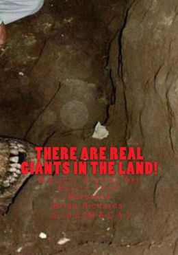 There Are Real Giants in the Land.: Biblical Stories Are Really True!