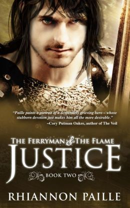Justice (The Ferryman + The Flame #2)
