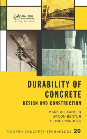 Durability of Concrete: Design and Construction