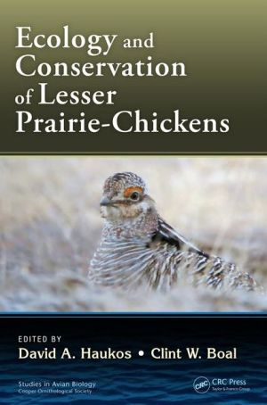 Ecology and Conservation of Lesser Prairie-Chickens