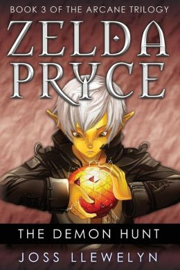 Zelda Pryce: The Demon Hunt
