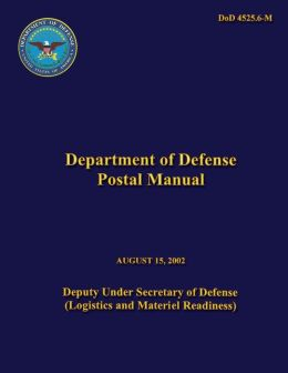 Department of Defense Postal Manual