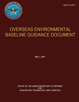 Overseas Environmental Baseline Guidance Document