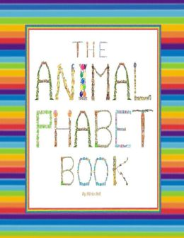 The Animalphabet Book: Animal Cartoon Art Alphabet Book