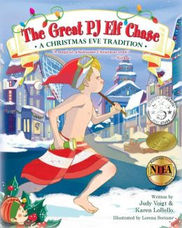 The Great PJ Elf Chase: A Christmas Eve Tradition