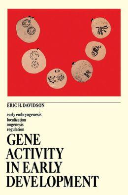 Gene Activity in Early Development