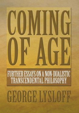 coming of age experiences essays