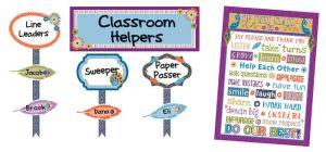 You-Nique Classroom Management Bulletin Board Set