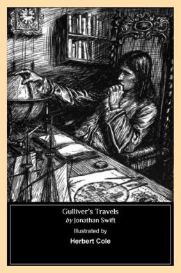 Gulliver's Travels (Illustrated by Herbert Cole)