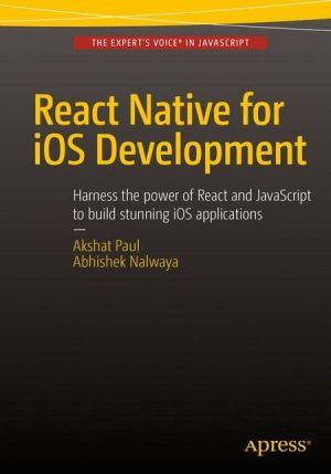 React Native for iOS Development