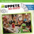 Book Cover Image. Title: Muppets Most Wanted Read-Along Storybook, Author: Calliope Glass