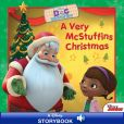 Book Cover Image. Title: Doc McStuffins:  A Very McStuffins Christmas: A Disney Read-Along, Author: Disney Book Group