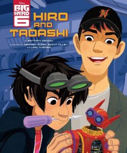 Hiro and Tadashi (Disney's Big Hero 6 Series)
