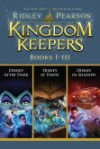Book Cover Image. Title: Kingdom Keepers Books 1-3, Author: Ridley Pearson