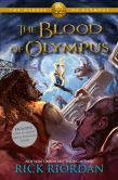 Book Cover Image. Title: The Blood of Olympus (B&N Exclusive Edition) (Heroes of Olympus Series #5), Author: Rick Riordan