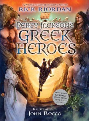 Percy Jackson's Greek Heroes (B&N Exclusive Edition)