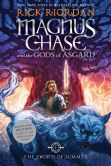 Book Cover Image. Title: The Sword of Summer (B&N Exclusive Edition) (Magnus Chase and the Gods of Asgard Series #1), Author: Rick Riordan