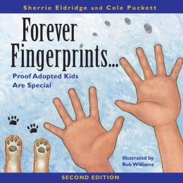 Forever Fingerprints: Proof Adopted Kids Are Special