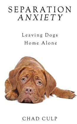 separation anxiety leaving dogs home alone by chad culp 9781484852316 paperback barnes. Black Bedroom Furniture Sets. Home Design Ideas