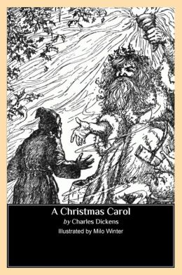 A Christmas Carol (Illustrated by Milo Winter)