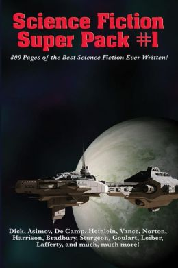 Science Fiction Super Pack #1