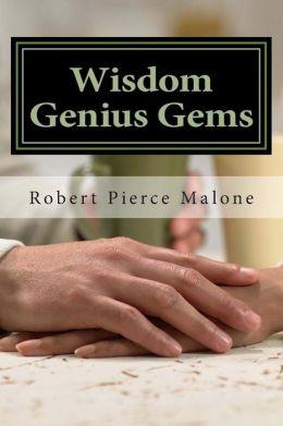Wisdom Genius Gems: Over 1,000 New Wisdom Genius Gems