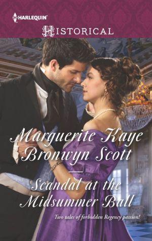 Scandal at the Midsummer Ball: The Officer's Temptation\The Debutante's Awakening